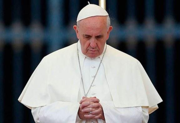 El papa Francisco propone nuevo pacto educativo global para preservar el medio ambiente