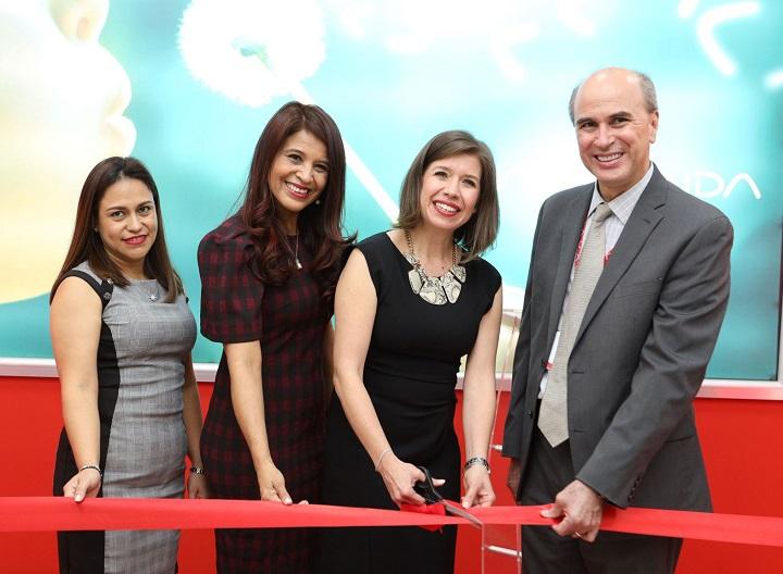 Davivienda inaugura nueva agencia en Cascadas Mall de Tegucigalpa