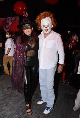 Ana Suazo y Denis Hernández