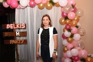 ¡Sorpresa! Celebrando el cumpleaños de Belkis Carolina