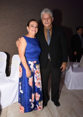 Betty Ondina Briones y Grevil Pineda