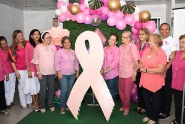 Campaña rosa 2019 inicia Liga Contra el Cáncer en San Pedro Sula