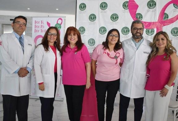 Hospital Cemesa inaugura campaña de prevención y lucha contra el cáncer de mama 2019