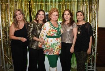 80´s party disco celebrando a Cecilia Wolozny
