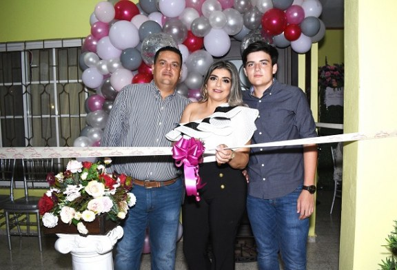 Inauguran tienda Diana's Collection