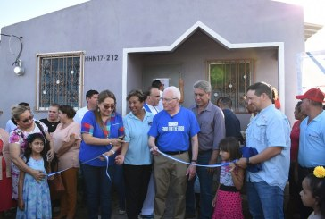 Grupo Jaremar con Cepudo, Food for the Poor y Municipalidad de Villanueva entregan viviendas a 50 familias