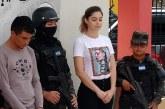 Detienen a ex Miss Honduras Internacional 2012 y a su pareja por lavado de activos
