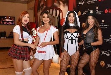 Diversión asegurada en la Halloween Open Bar Party de Hotel InterContinental