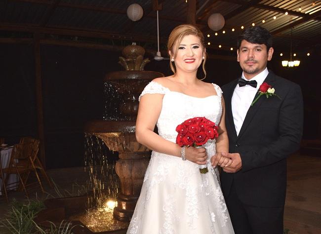 Jessy y Ricardo: una boda con mucho amor