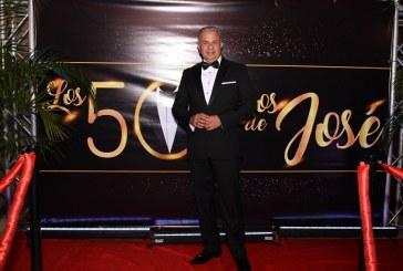 Una celebración de lujo para José Sabillón por sus 50 años