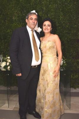 Karim y Ellen Qubain.