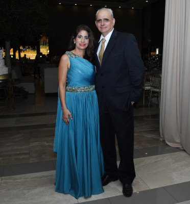 Liliana de Andonie y Jorge Ricardo Andonie