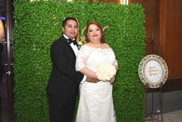 Karen y Alejandro: una boda de pura personalidad y estilo