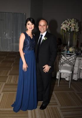 Lourdes Navarro y Edson Do Nascimento