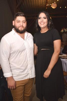 Lupita Valladares y Kerin Fuentes