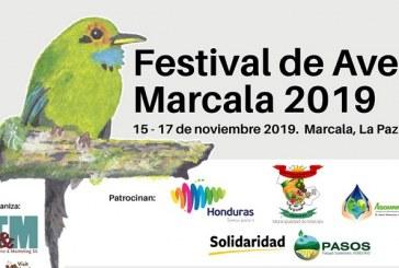 Por tres días Marcala se convertirá en la capital de las aves en Honduras