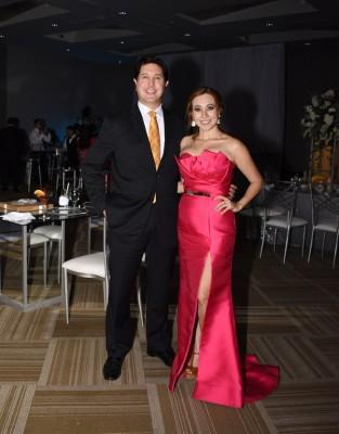 Marianeth Gamez y Delmer Urbizo Meza