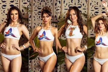 Este sábado eligen a Miss Honduras Mundo 2019 y tres reinas mas