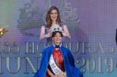 Representante de Olanchito se alzó con la corona del Miss Honduras Mundo 2019 después de 53 años