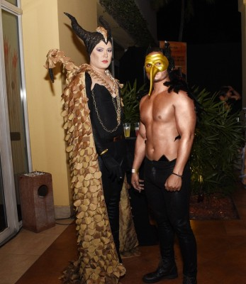 Noe Castillo y Rafael Moya