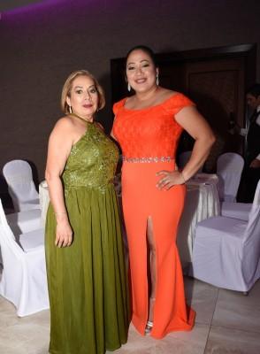Rebeca Guerrero y Miriam Manzanares