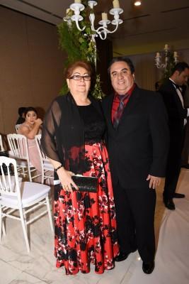 René Escobar y Thelma Escobar