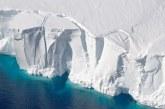 Se desprende un gigantesco iceberg de 260 kilómetros cuadrados en la Antártida