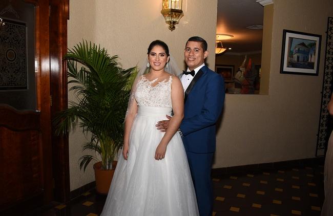 Carlo y Tania: predestinados para amarse