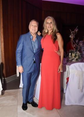 Yolanda y Jorge Colindres