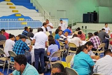 Inició en San Pedro Sula inscripción de candidatos para lograr un empleo temporal en EEUU