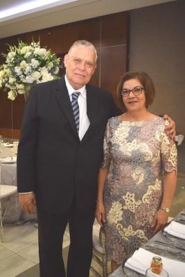 Óscar y Sonia Rivera
