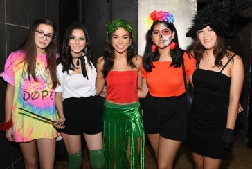 ¡Así celebraron su Halloween Party los seniors de la EIS 2020!