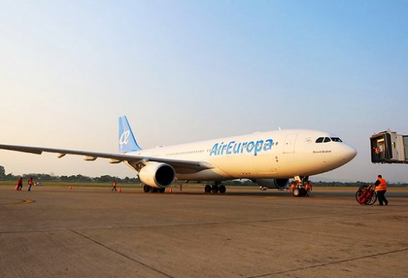 Air Europa incrementa segundo vuelo adicional a la semana a Honduras