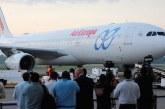 Comenzó a operar segundo vuelo semanal de Air Europa entre Madrid y SPS
