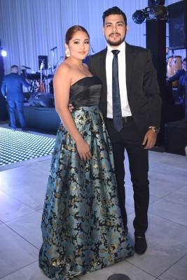 Alejandra Fajardo y Pedro Tovar.