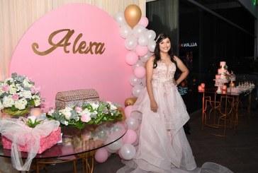 Los fabulosos 15 de Alexa
