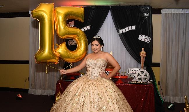 15 años Hollywood para una diva como Ana Sofía