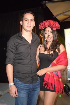 Andrés Maldonado y Argelia Escobar.