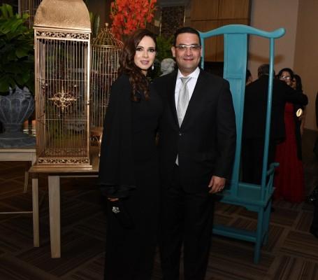 Antonio Guillén y Vanessa de Guillén