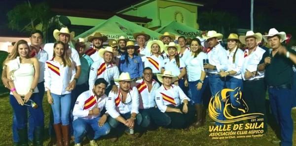 Los miembros de la Asociación Club Hípico Valle De Sula y sus familiares, desean con mucho cariño la pronta recuperación de José Andrés Carranza…