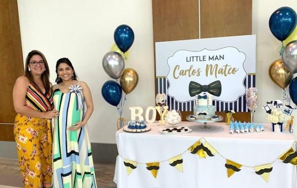 Baby Shower Diana Luz Florentino 4