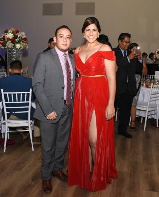 Bryan Paz y Werde Hasbun