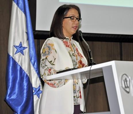 Carla Pantoja Vice Presidenta de UNITEC, Campus San Pedro Sula y Educación