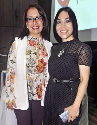 Carla Pantoja y María Luisa Fernández