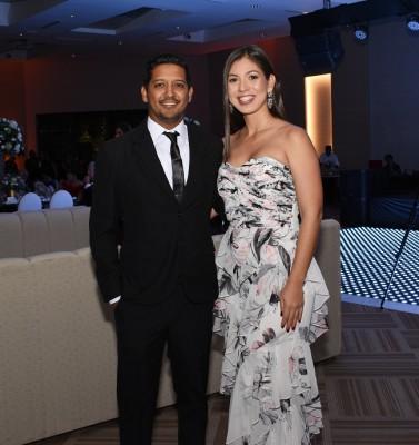 Claudia Fernández y Will Matamoros
