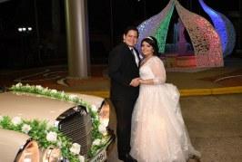 Gloria y Josué: de una noche de graduación a su boda de ensueño