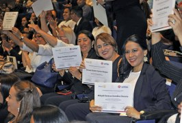 Alianza entre Rotary y Unitec: Gradúa 123 docentes en Psicología Educativa de escuelas públicas