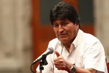 """Evo Morales acusa a la OEA de estar """"al servicio de EEUU"""""""