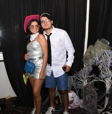 Gabriel Somoza e Ilsa Alvarenga