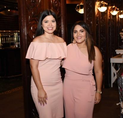 Grace Gutiérrez y Diana Torres